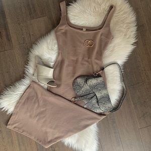 M Boutique midi/maxi dress Brand New!